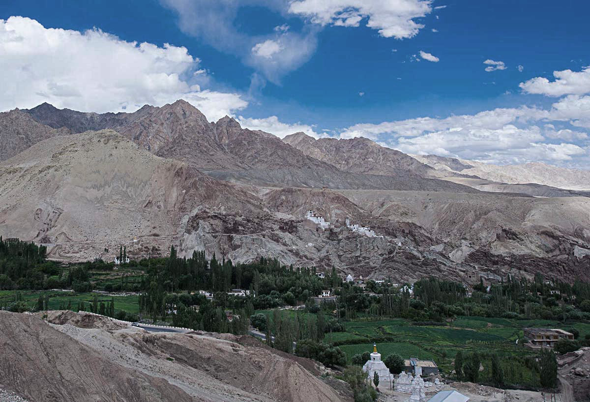 Day 02: Leh – Sham region – Leh 124 Kms/ 5-6 Hrs: