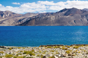 Day 05: Leh - Pangong Lake - Leh 280 Kms/ 10-11 Hrs: